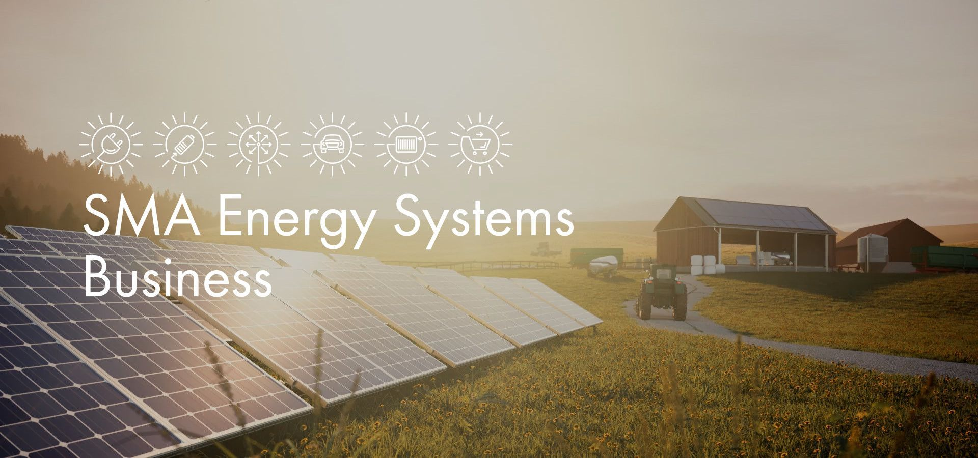 SMA Energy System Business